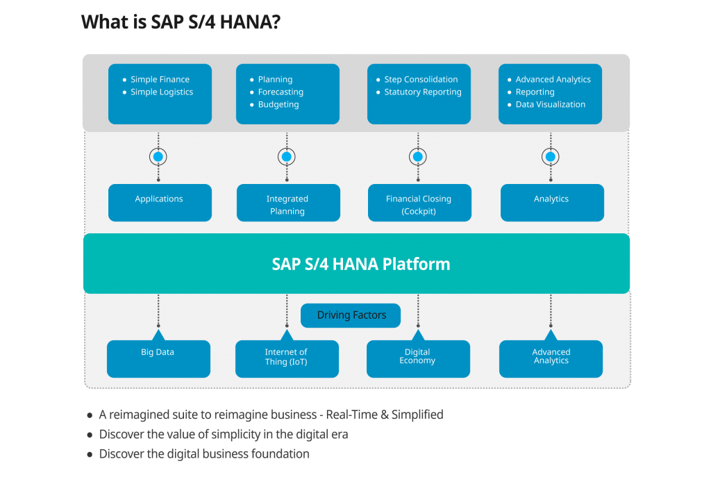 Sap S 4 Hana Finance Business Consultancy